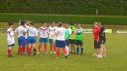 Match filles 2014 - Union Sportive et Amicale Montbronnaise