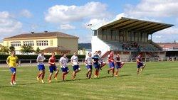 Coupe CO 2014-2015 - Union Sportive et Amicale Montbronnaise