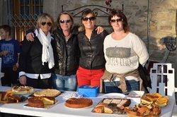 Vente de gateaux à la Course d'Anes le 8 Novembre. - Union Sportive Autre Provence - Voconces Jeunesse Sportive
