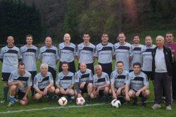 match contre saint amans et repas le 24/04/15 - Union Sportive Labastide Rouairoux Vétérans