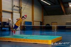 Entrainement en salle des U13 (1&2). - Union Sportive Blaringhem