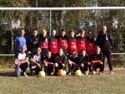 15/09/18 Match U15A contre GJ Bécon-Louroux-Villemoisan - Union Sportive Combrée Bel-Air Noyant-la-Gravoyère
