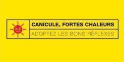 CANICULE, FORTES CHALEURS