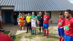 SOUDAY - USCCLM 1/4 FINALE COUPE DE DISTRICT - Union Sportive et Culturelle Châtres Langon Mennetou