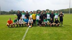 DEMI-FINALE COUPE DE DISTRICT  USCCLM - BLOIS AFC 2 - Union Sportive et Culturelle Châtres Langon Mennetou