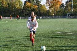 Match U17 dimanche 15 octobre 2011 - USC CORNE