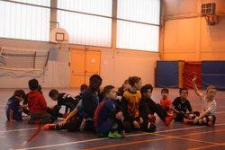 Stage futsal - USC Dijon