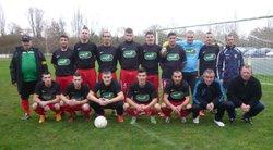 équipe A saison 2014 2015 - UNION SPORTIVE CULTURELLE FRANCO PORTUGAISE DE GARCHIZY