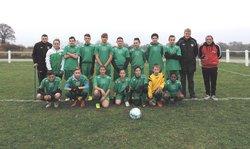03.12.2016 ~ U15 ~ U.S.C. - Vierzon FC ~ 1-3 - Union Sportive de Châteaumeillant