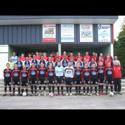 Equipes seniors 2007/2008 - UNION SPORTIVE CHATEAUNEUVIENNE