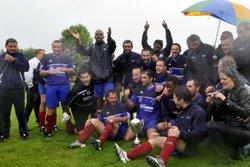 COUPE COMBOURIEU  REMPORTEE LE 10 JUIN 2012 A JUSSAC contre CHAUDESAIGUES - USCere et Landes