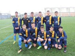 U18: US Conches Vs  FC Serquigny Nassandres - US CONCHES