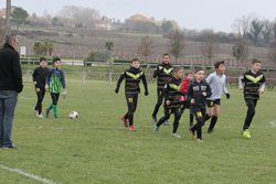 2017/12/02 - U13 Equipe 2 - US FARGUAISE