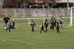 2017/12/09 - U13 Equipe 2 - US FARGUAISE
