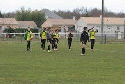 2018/03/10 - U13 Equipe 2 - US FARGUAISE