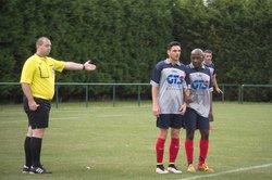 2 octobre: quelques clichés de nos séniors A - union sportive football Armbouts Cappel