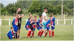 Dernière sortie de la saison des U11 à Noodpeene, 3ieme du tournoi. - union sportive football Armbouts Cappel