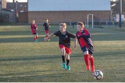 3 décembre nos U13 - union sportive football Armbouts Cappel