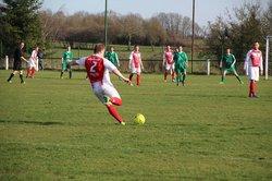 Equipe A contre Hilbesheim (12/03/2017) - Union Sportif du Foyer de Brouderdorff