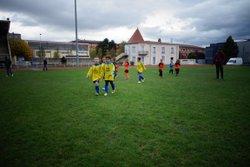 les U8 U9 recevaient St Germain Lembron et Val de Couzes au stade A. Buisson ce samedi 21  octobre - U.S. Issoire Football