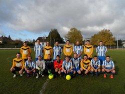 Ufolep - US Joigny - FC Augy (05/11/17) - US JOIGNY FOOT