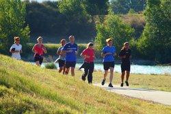 Entrainement des filles 19 août 2015 - Union Sportive Lapalutienne