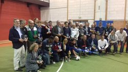 REMISE DES RECOMPENSES A L AG DU DISTRCIT DE LINDRE - UNION SPORTIVE LE POINCONNET FOOTBALL