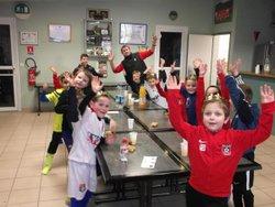 Galette des rois a l ecole de foot - UNION SPORTIVE LE POINCONNET FOOTBALL