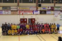 6 éme èdition du tournoi futsall 2016 - UNION SPORTIVE LE POINCONNET FOOTBALL