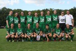 FINALE COUPE DE L 'INDRE FEMININE - UNION SPORTIVE LE POINCONNET FOOTBALL