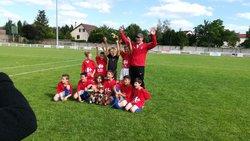 Victoire des U 11 à DEOLS - UNION SPORTIVE LE POINCONNET FOOTBALL