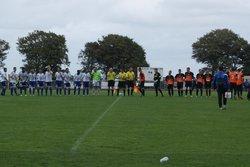 Match de Coupe de France - 10 Septembre 2017 - Défaite 4-1 - USLG Football