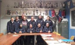 UN SERVICE CIVIQUE A USH L 'HORME UN JEUNE DE 18 ANS GONZALES IDRIS. - US L'HORME FOOTBALL