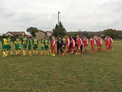 Victoire des U18 contre Saulnes 2/0 - US LANTEFONTAINE-NORROY LE SEC