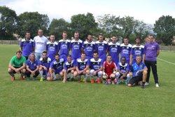 Coupe de France VILLEGLY-USMN (23/08/2015) - UNION SPORTIVE MONTAGNE NOIRE