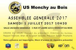 Assemblée Generale 2017