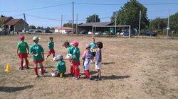 Reprise de l'école de foot - Association Sportive Savignac Bannac