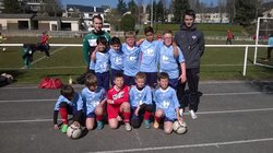Match U11 Baraqueville - Association Sportive Savignac Bannac