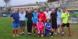 tournoi st ambroix 22 août 2014  l'équipe des lutins - BESSEGES St AMBROIX FOOTBALL CLUB