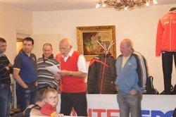 REMISE DES EQUIPEMENTS - Association Sportive Siranaise.