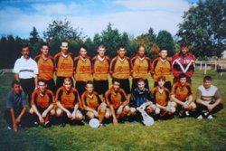 SENIORS A  SAISON   2000 - 2001       2éme division - union sportive san martinoise