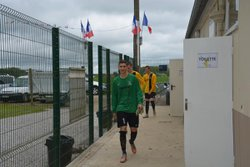 "MATCH DE GALA DES 50 ANS DU CLUB DE L'USSQB. "" USSQB A / BLARINGHEM A "" - Union Sportive Saint Quentin Blessy"
