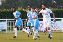 Ittenheim 0 - 3 USSU (1/4 de finale de la coupe d'Alsace) - US SARRE-UNION