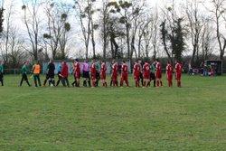 US Thors Sonnac (1-6) Burie FC (04-02-2018) - Union Sportive Thors-Sonnac