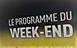AGENDA FOOT A 11. DU WEEK-END...du 24 & 25 et 26 Mars 2017