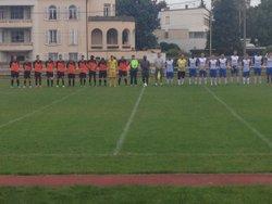 Seniors 2 contre issoire fc2 - Union Sportive Val de Couzes Chambon