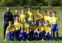 U15  : Premier Match contre Vallée du guiers - USV FOOT SAINT GEOIRE EN VALDAINE
