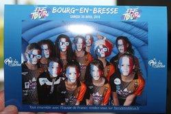 Les U13F au FFFTOUR !! - Vallée du Guiers FC
