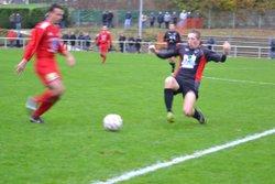 Seniors 1 vs Nivolet 07/12/14 - Entente Val d'Hyères