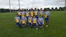 """Les """"footeux"""" gagnent le tournoi à Rendsburg ... - VIERZON FOOTBALL CLUB"""